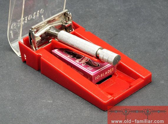 Gillette safety razor Parat No 57 in box Made by oldfamiliar1,
