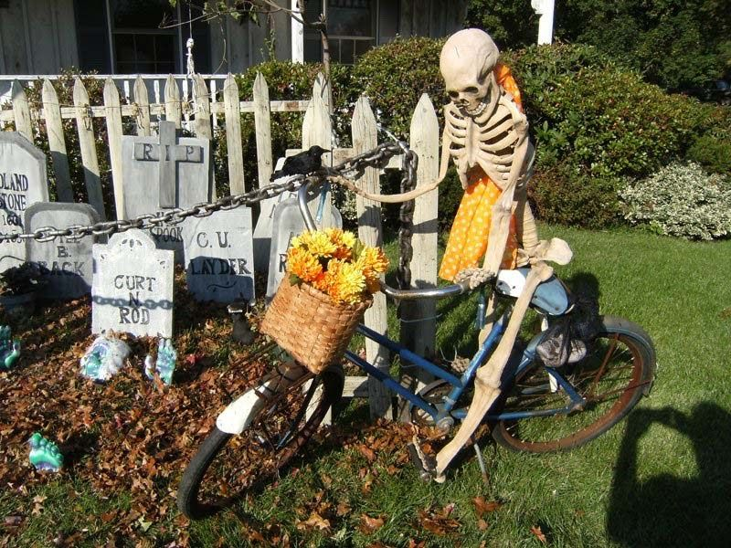 Image Result For Scary Outside Halloween Decorating Ideas Front