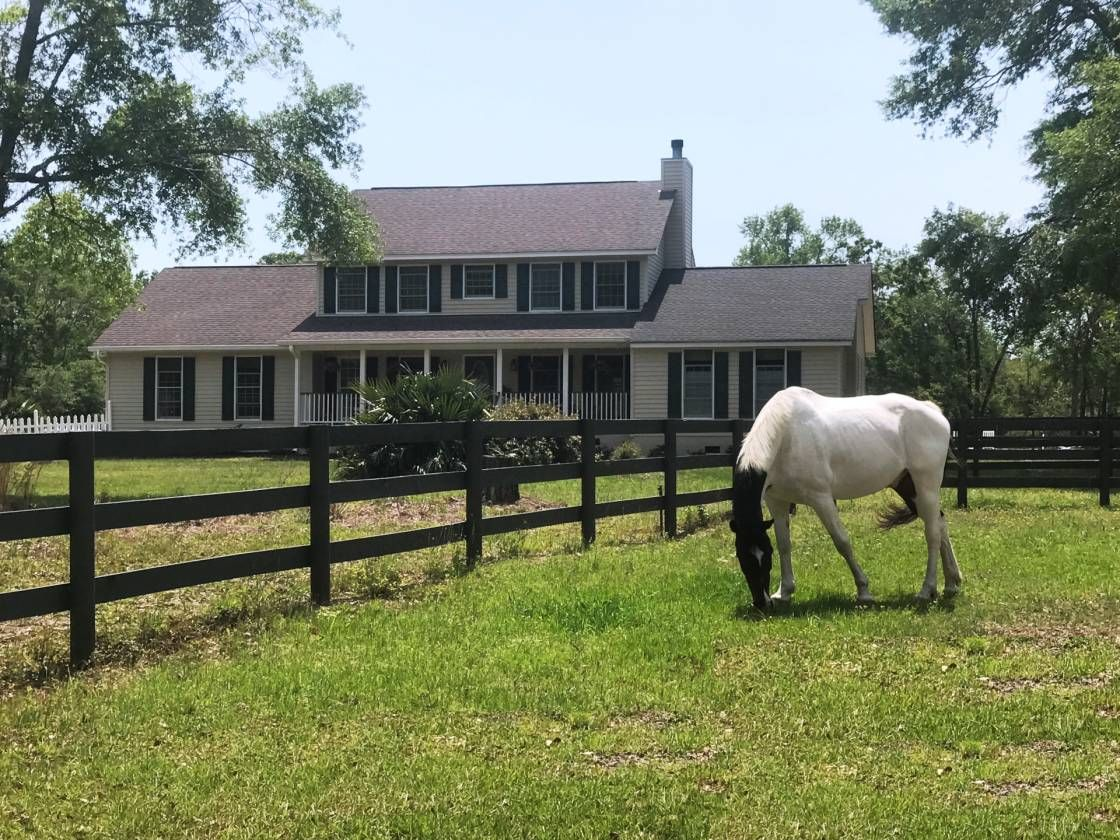 Charleston+South+Carolina+Private+Equestrian+Estate