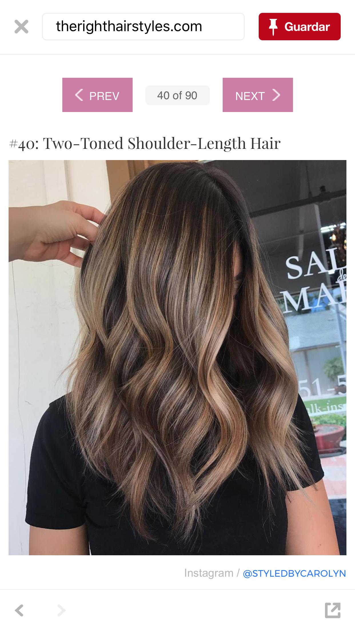 23 Trend Saç Renklendirme Ombre Fikir ve Modelleri