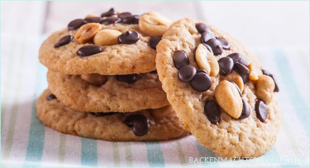 peanut butter cookies erdnussbutter kekse rezept backen pinterest erdnussbutter kekse. Black Bedroom Furniture Sets. Home Design Ideas