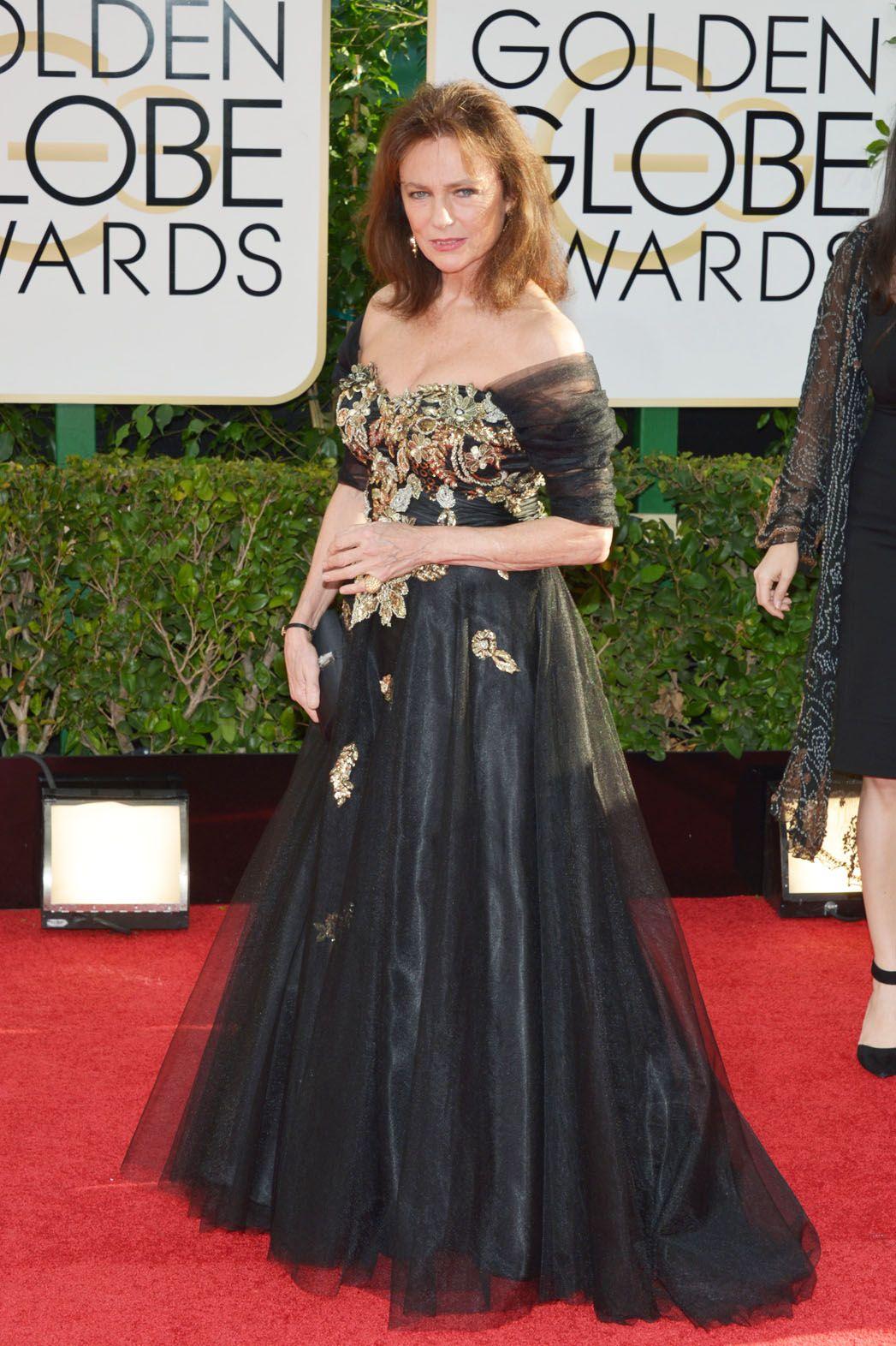 Golden Globes 2014: Red Carpet Arrivals