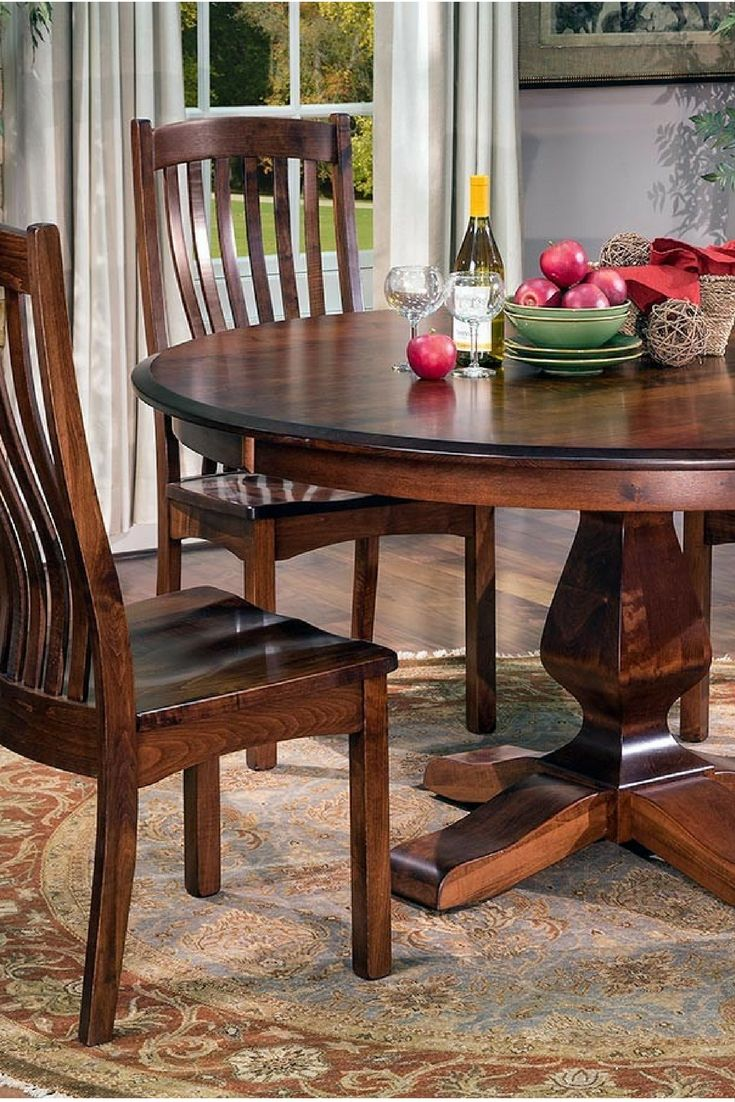 Awesome The Weston Dining Table From Gallery Furniture Was Carefully Customarchery Wood Chair Design Ideas Customarcherynet