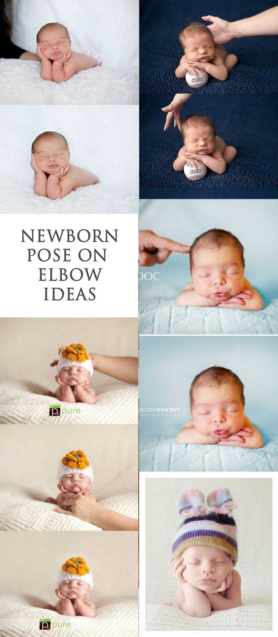 2019 Trend of Newborn Photography Ideas & Tips for Poses, Props & Settings