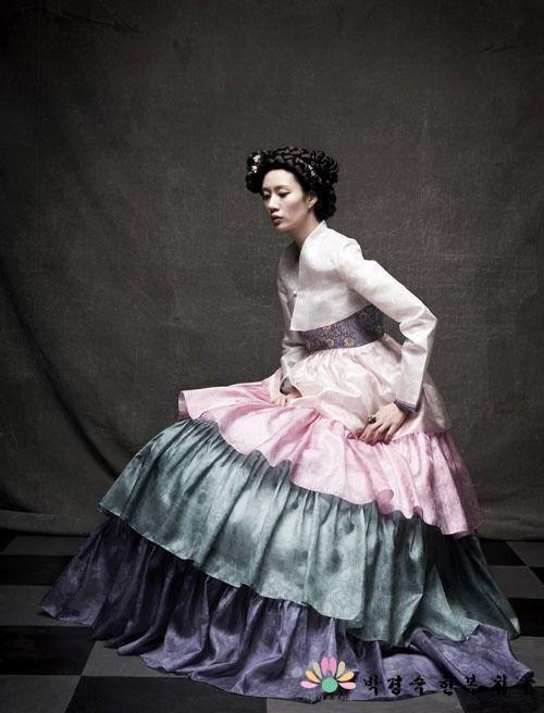 아름다운 우리옷 박경숙 한복 ::
