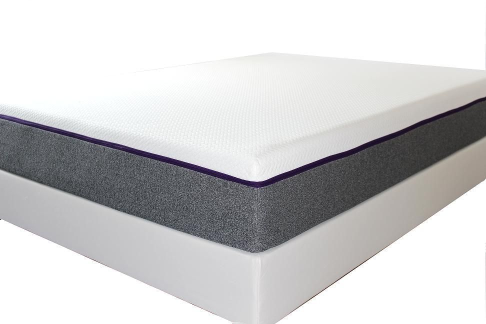 Mattress In A Box Triple Density 10 Inch Memory Foam Mattress With Cooling Gel Memory Foam Mattress Mattress Memory Foam
