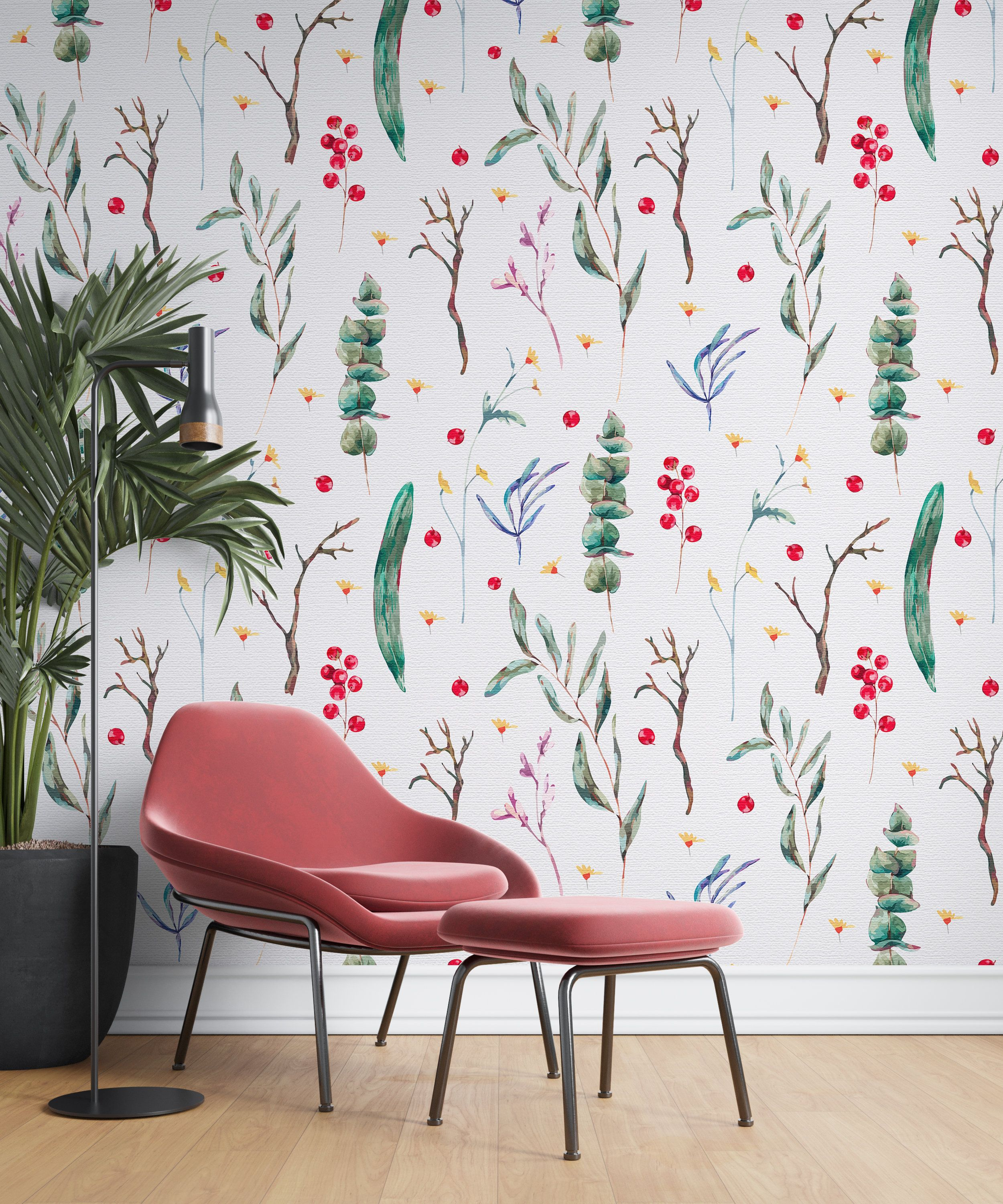 Removable Wallpaper Vintage Pastel Floral Peel And Stick Wallpaper Wall Mural Reusable Wall Art Self Adhesive Wallpaper Eco Friendly Wallpapers Vintage Removable Wallpaper Peel And Stick Wallpaper