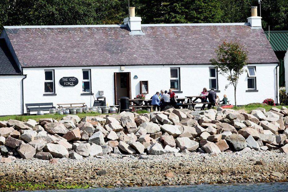 Old Forge Bar   Scotland