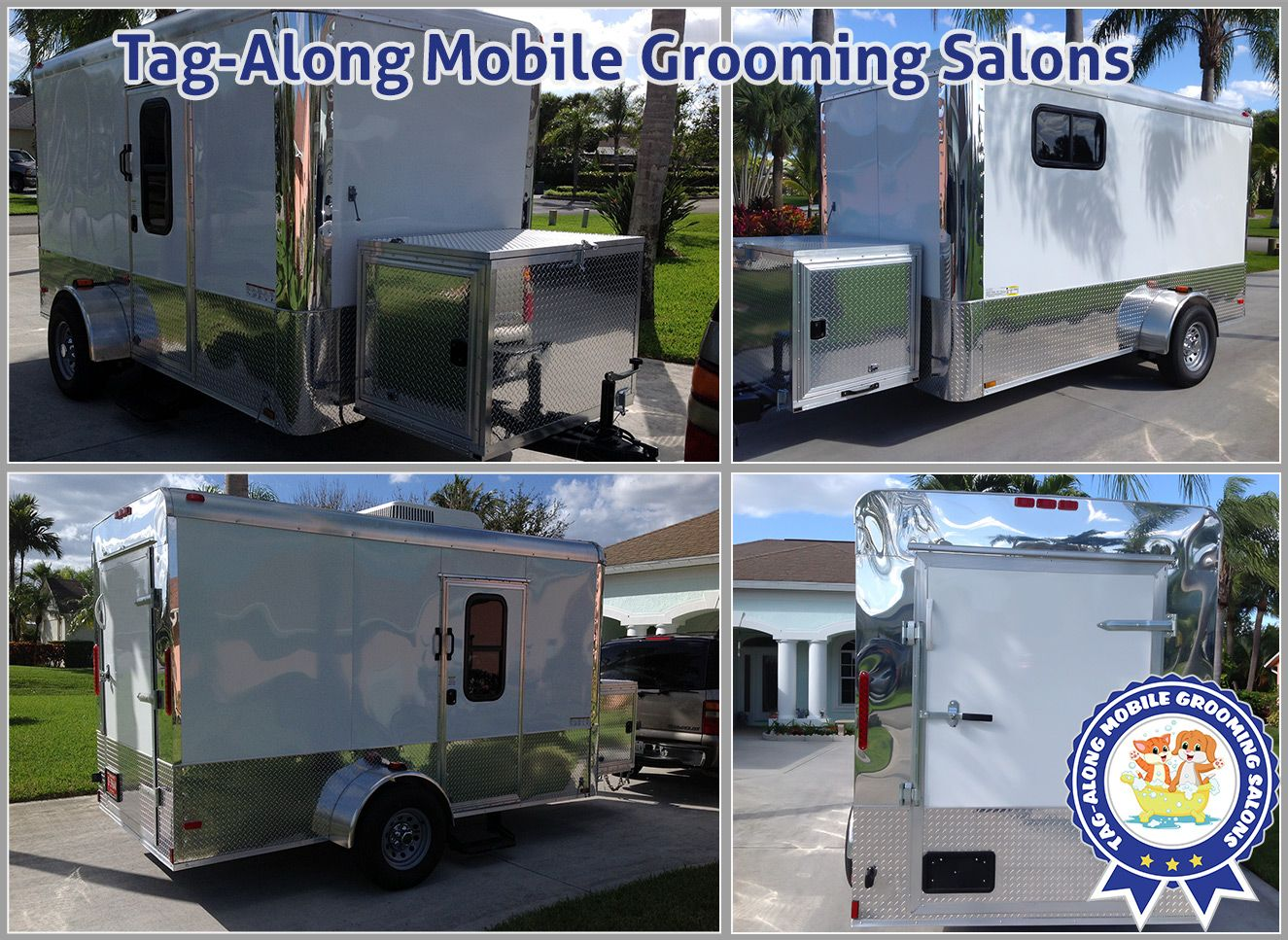 Mobile Pet Grooming Business|Pet Grooming Trailers for Sale | Mobile Dog Grooming Trailers For Sale