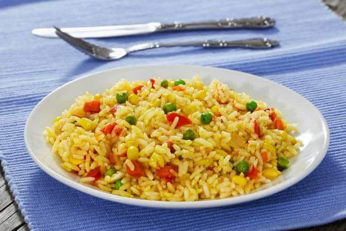 Cómo hacer arroz a la jardinera? Muy fácil de preparar y apto para - como hacer una jardinera
