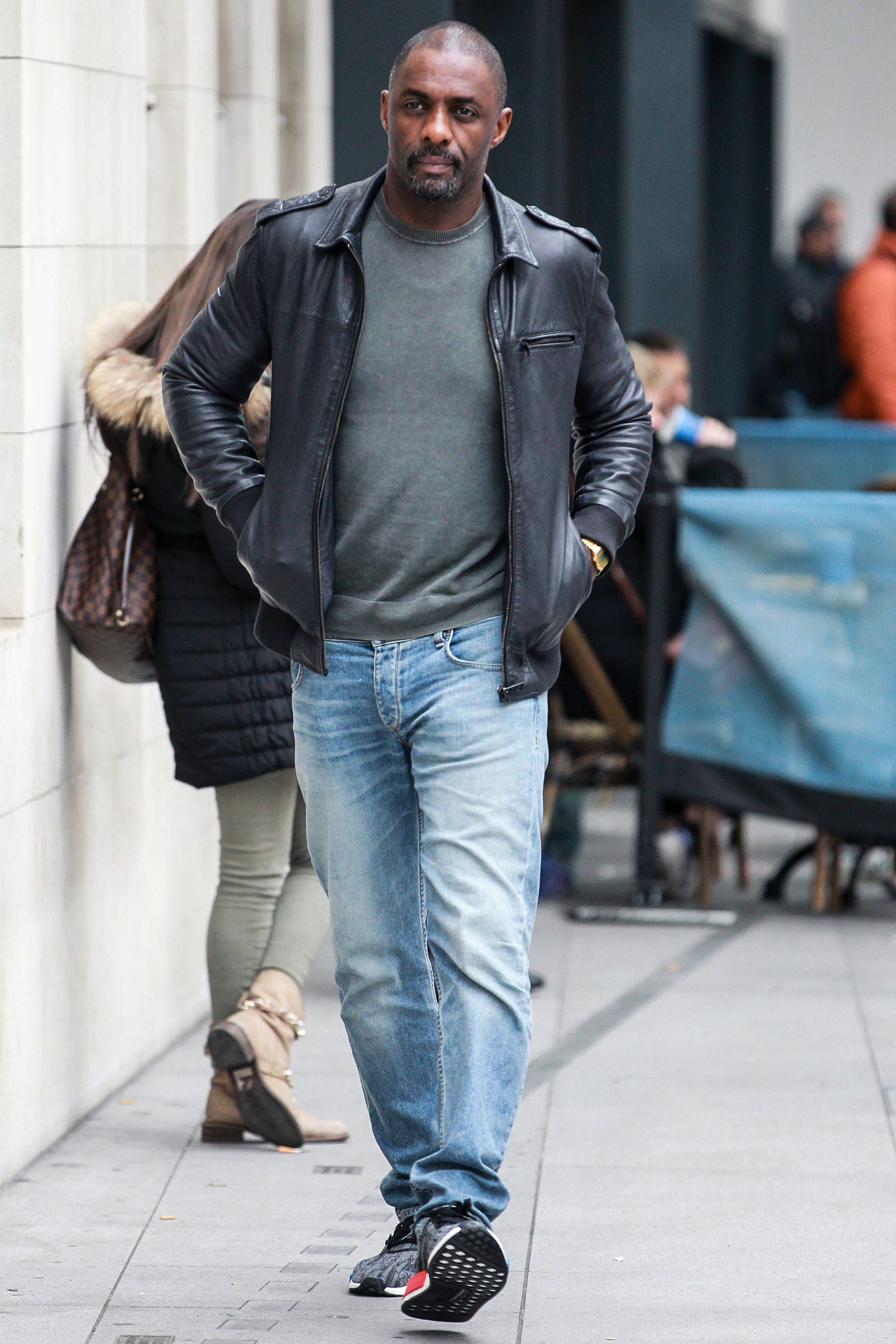 The Idris Elba Lookbook   david   Pinterest   Idris elba, Elba and ...
