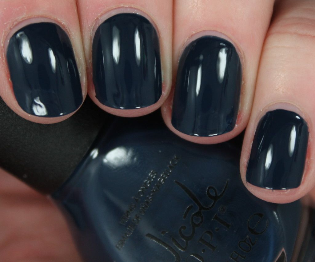 Nicole by opi this blue is so you | esmaltes | Pinterest | OPI