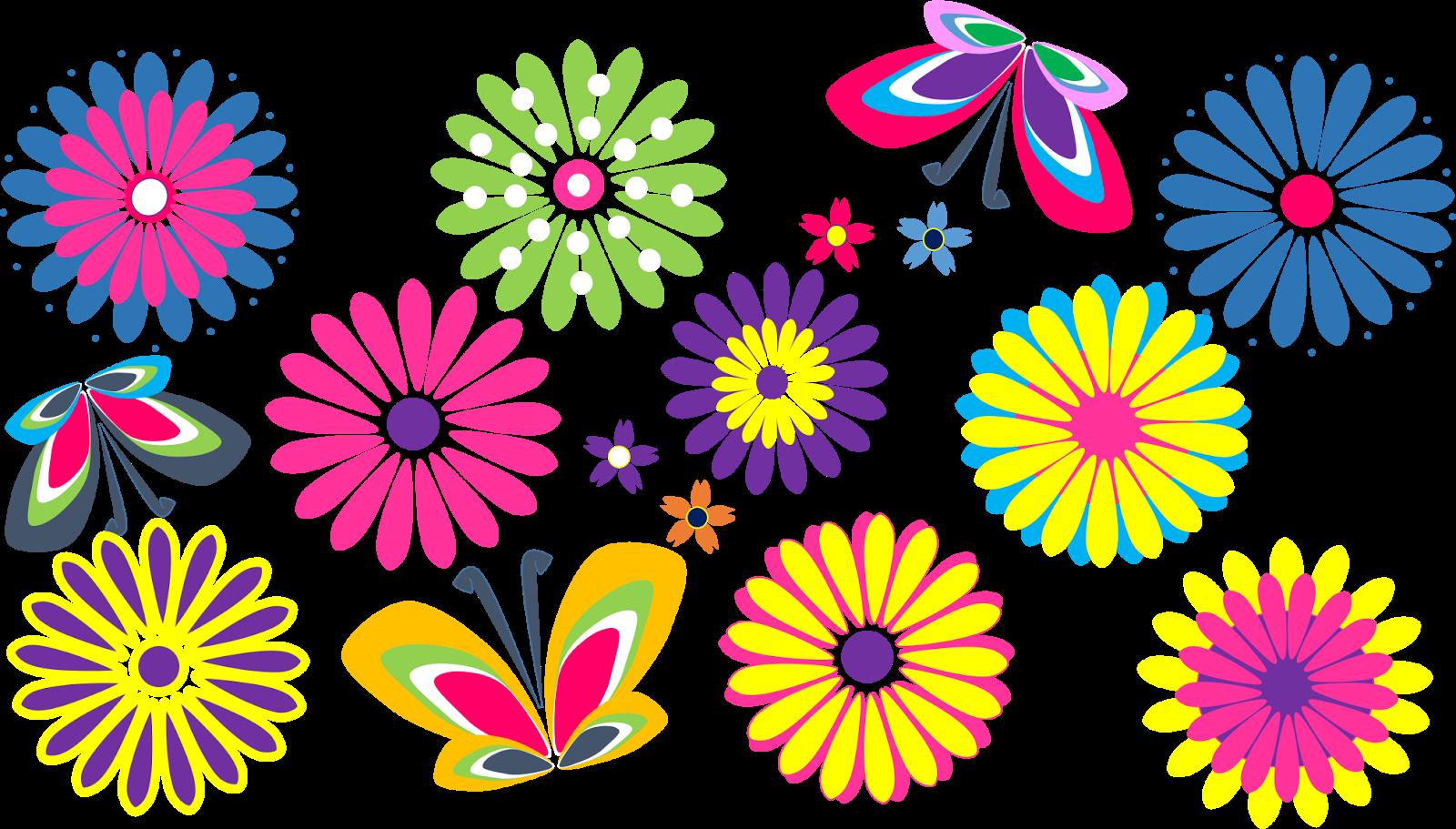 Flowers Clipart Clipart Club Clipartix Flower Clipart Mexican Flowers Clip Art