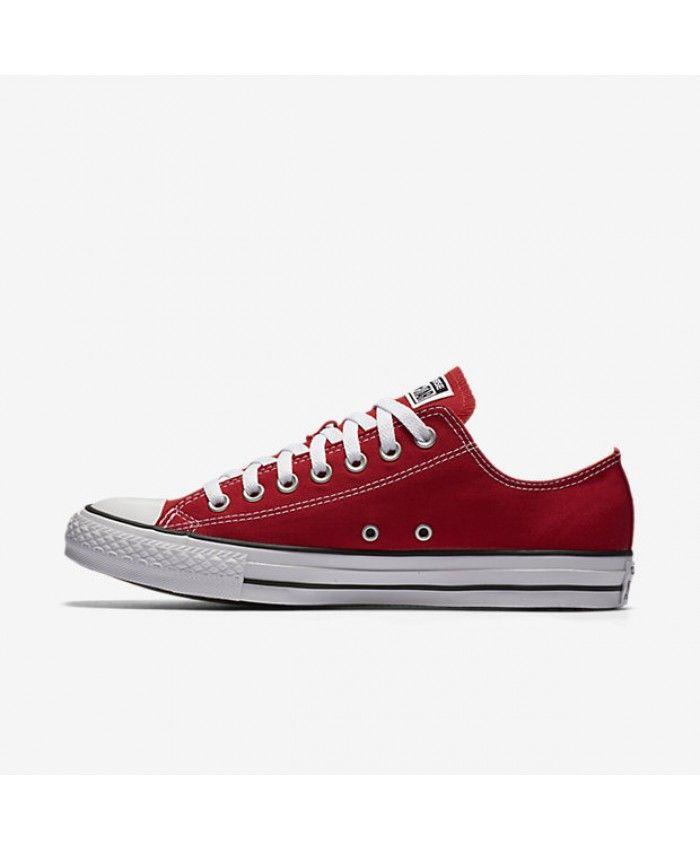 cda53355d51e8d Converse Chuck Taylor All Star Low Top Red M9696-600