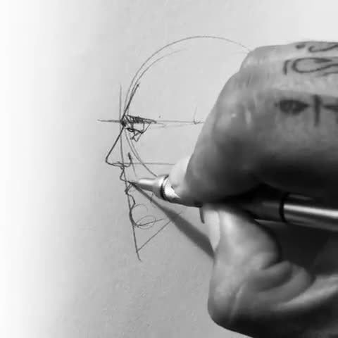 Pencil Sketch Artist Efrain Malo Pencil Art Drawings Art
