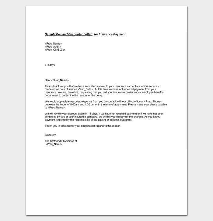 Doctor Appointment Letter Template Samples Examples Formats Word
