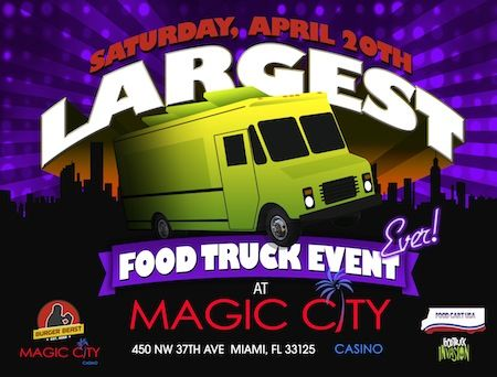Food Events Sponsored By Food Truck Events Food Truck Magic City