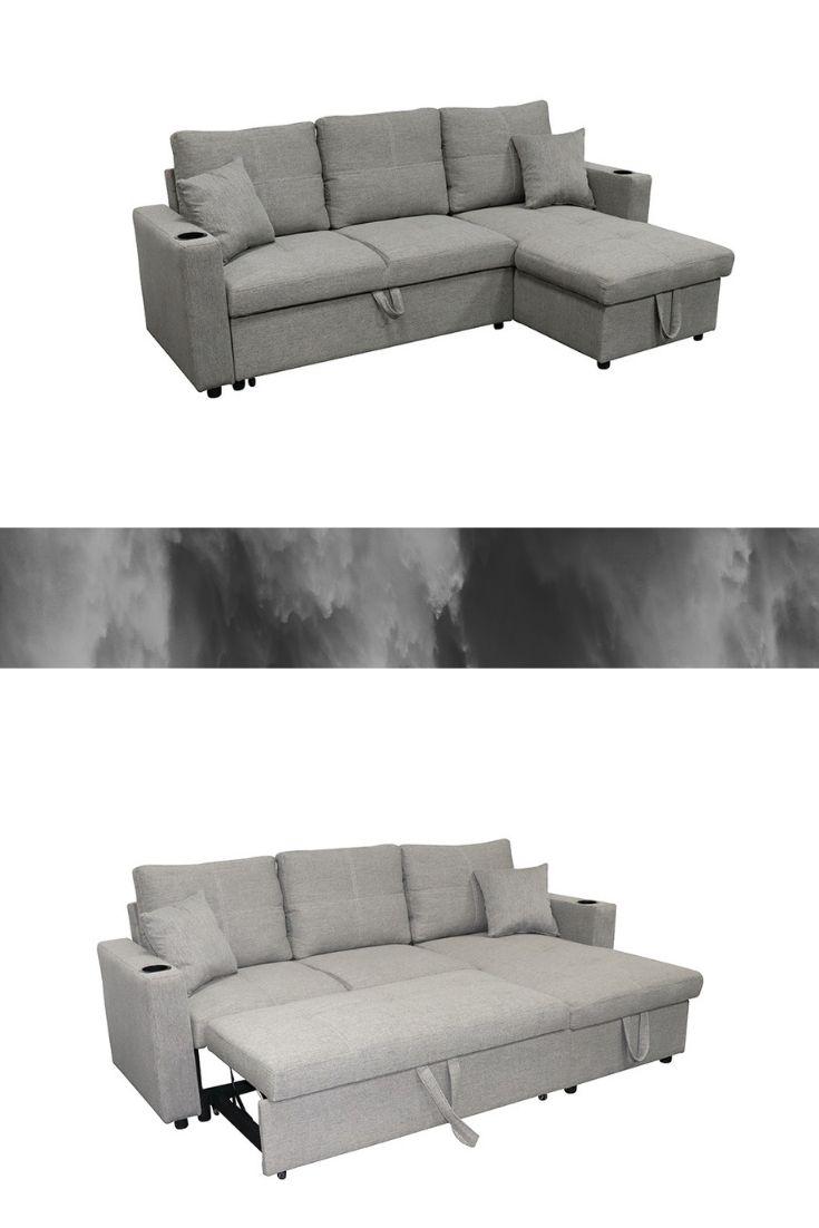 Drey Media Sleeper Mediasleeper Couch Sofa Sleepersofa