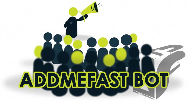 Undetected Addmefast Bot download spotlight: Unlimited