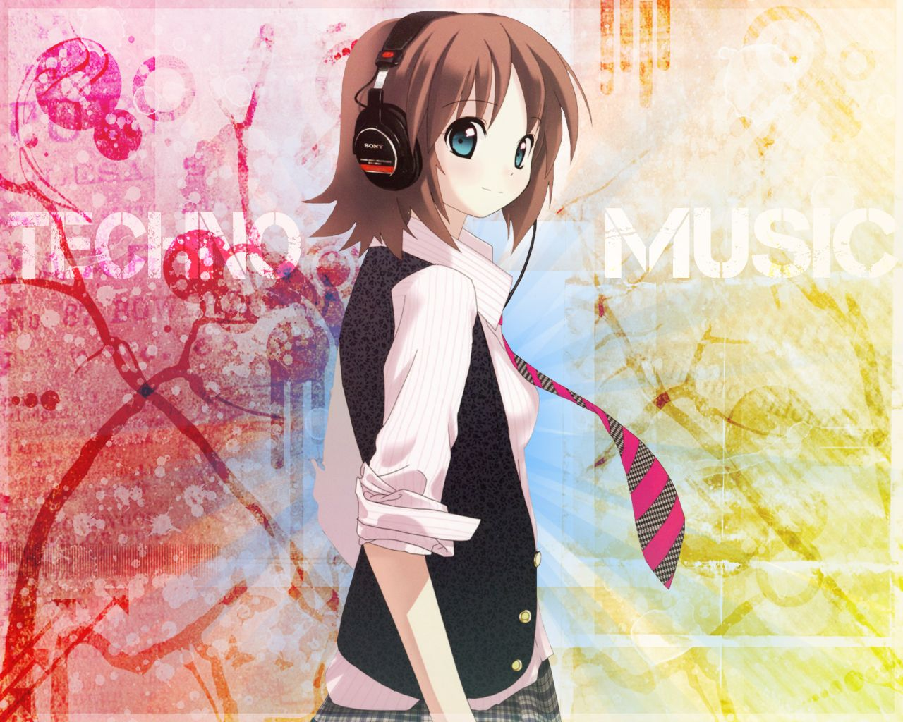wallpapers anime music Buscar con Google (con imágenes