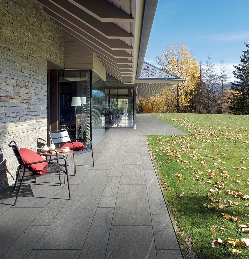 Napoli outstone grigio 20mm thick exterior porcelain tile shown coem produces tiles and ceramics for indoor and outdoor flooring as well as wood marble and stone effect porcelain stoneware wall tiling high dailygadgetfo Gallery