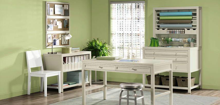 martha stewart craft room furniture storage crafts office rooms depot gift visit wrap organization homedecorators