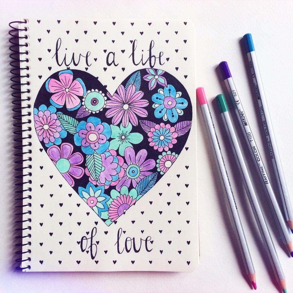 Рисовать картинки для дневника