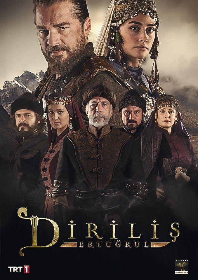 Dirilis Ertugrul Somali Seasons Turkish Film