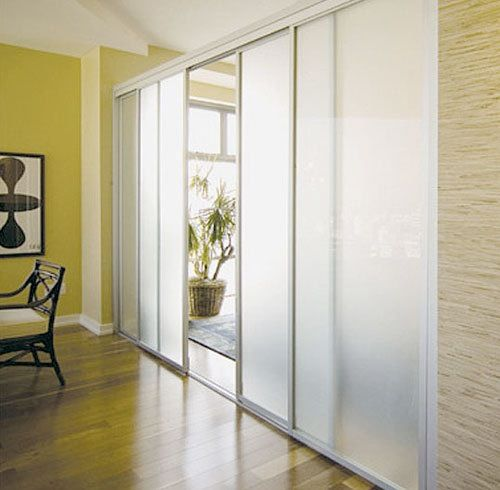 Translucent Room Dividers Divider Small spaces and Sliding door