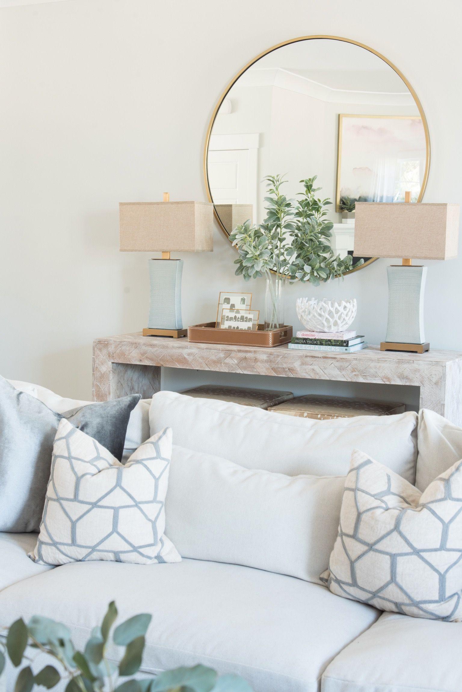 Virtual Design Living Room: #designsbymeganmac #cleancoastalrefreshed