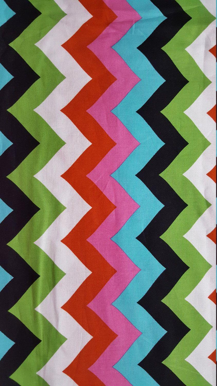 Azalea Zig Zag Brother Sister Design Studio Chevron Fabric By The