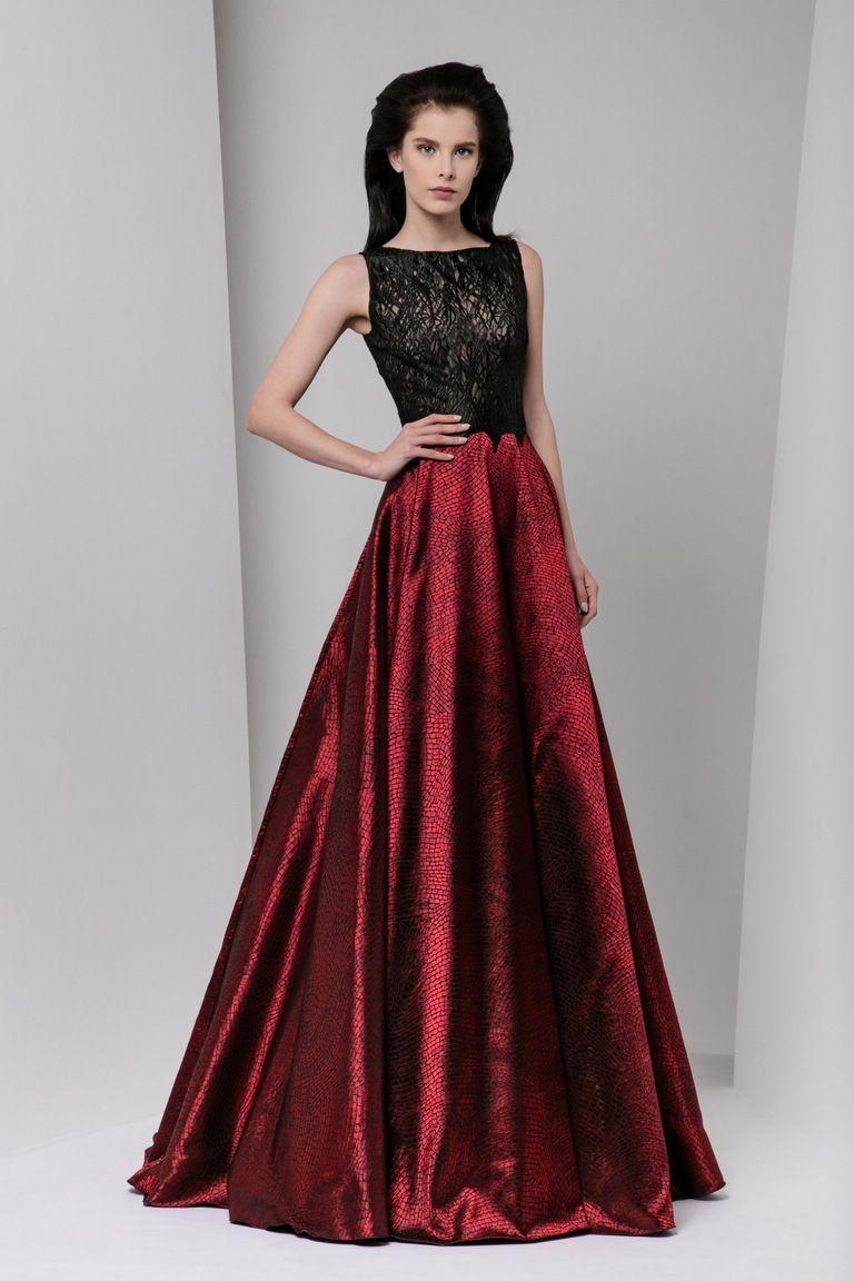 Tony Ward (с изображениями) | Черные вечерние платья ...