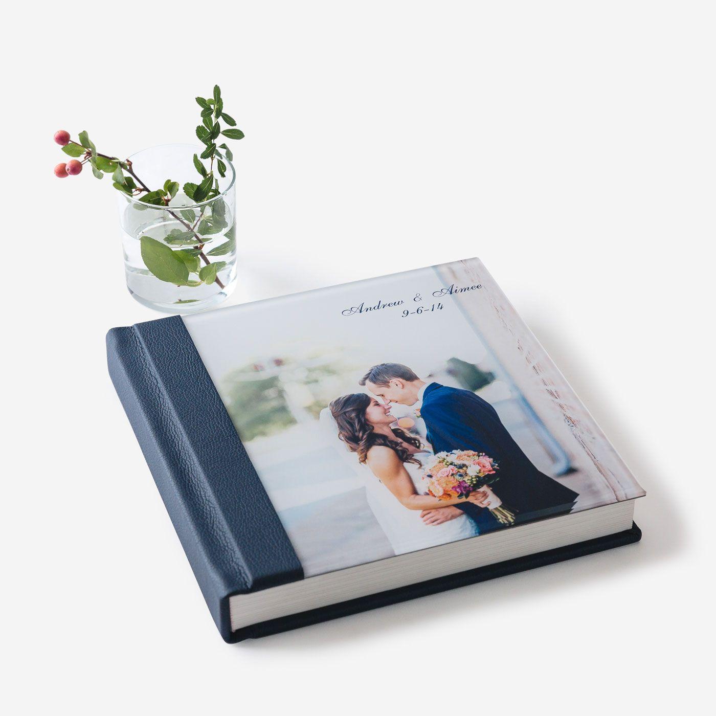 Modern Acrylic Cover Wedding Album Albums Remembered Wedding Photo Books Wedding Album Cover Design Wedding Album Cover