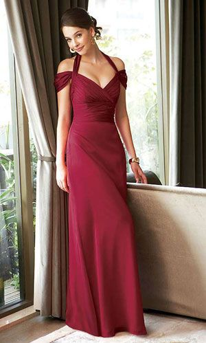 bridesmaid dresses @Marley Medema Holmes @Chelsea Rose Goodman  Not this dress but thinking of this color