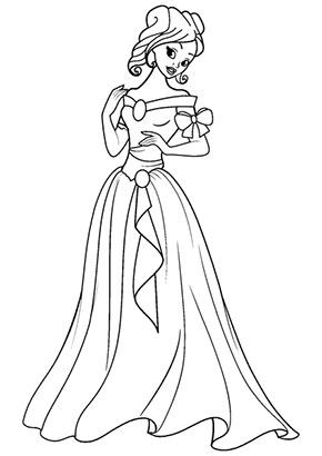 Ausmalbild Prinzessin Elena Malvorlage Prinzessin Ausmalbilder Prinzessin Disney Prinzessin Malvorlagen