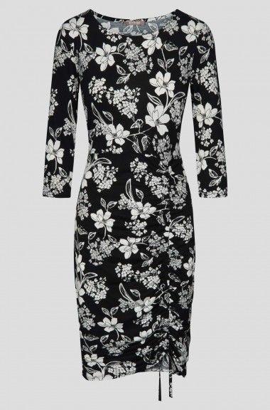 Bodycon-Kleid mit Blümchen-Print | ORSAY | Sommer kleider ...