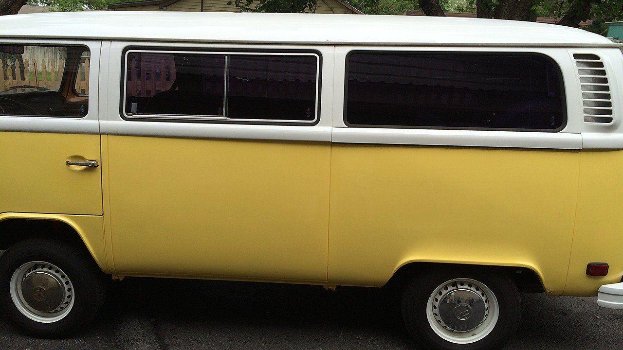 1979 Volkswagen Vans for sale 100927566 Vans, Volkswagen