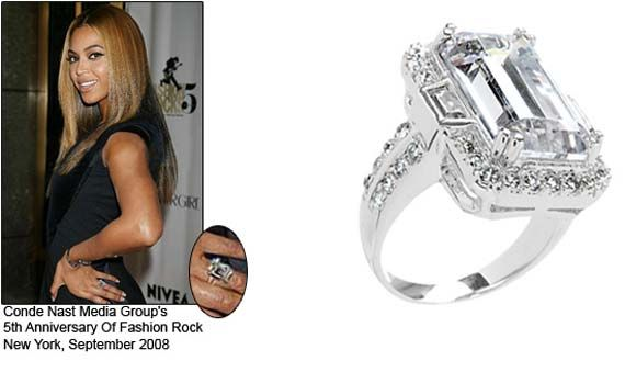 beyonces wedding ring - Beyonce Wedding Ring