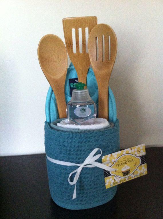 Kitchen Towel Cake, Engagement Gift, Housewarming Gift ...