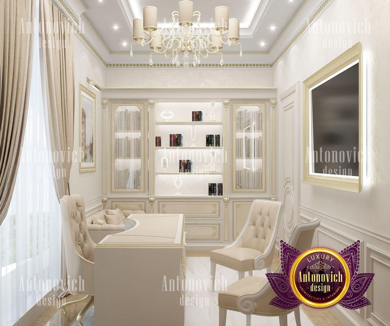 Magnificent villa project in Abu Dhabi | Luxury design ...