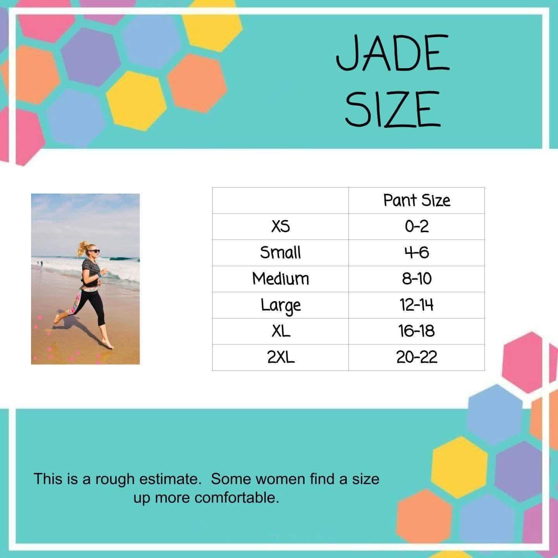 f52da62efe7010 Jade sizing Lularoe Size Chart, Lularoe Sizing, Join Lularoe, Lularoe Jade,  Lularoe
