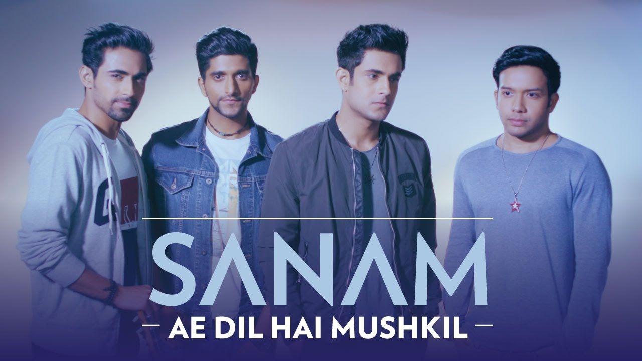 Ae Dil Hai Mushkil Sanam Bollywood Songs Latest Song Lyrics Songs