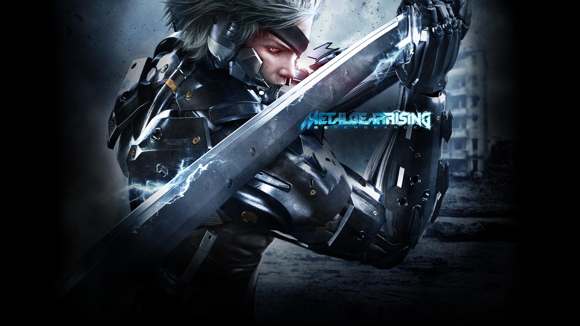 Video Game Metal Gear Rising Revengeance Wallpaper