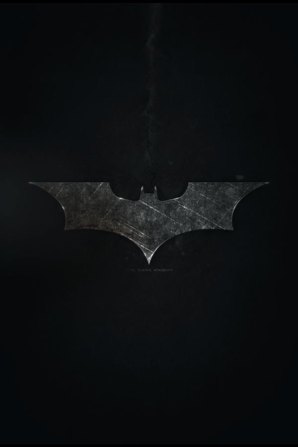 The Dark Knight By Nikolas Krstic The Dark Knight Poster Dark Knight Marvel Statues