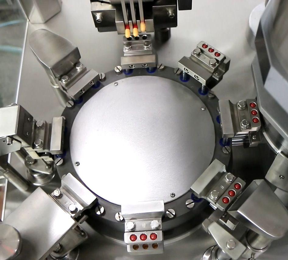 Pin On Capsule Filling Machine