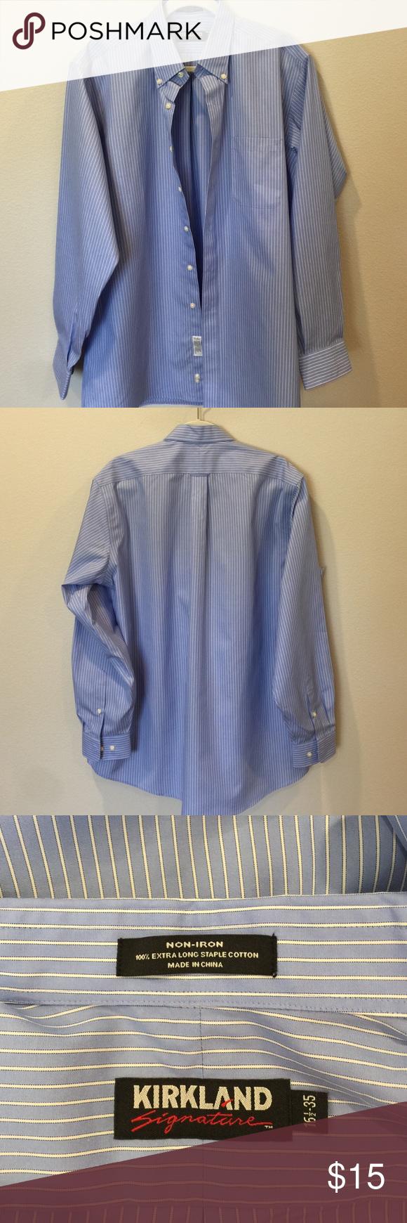 Mens Dress Shirt Costco Kirkland Signature Longsleeve Mens Dress