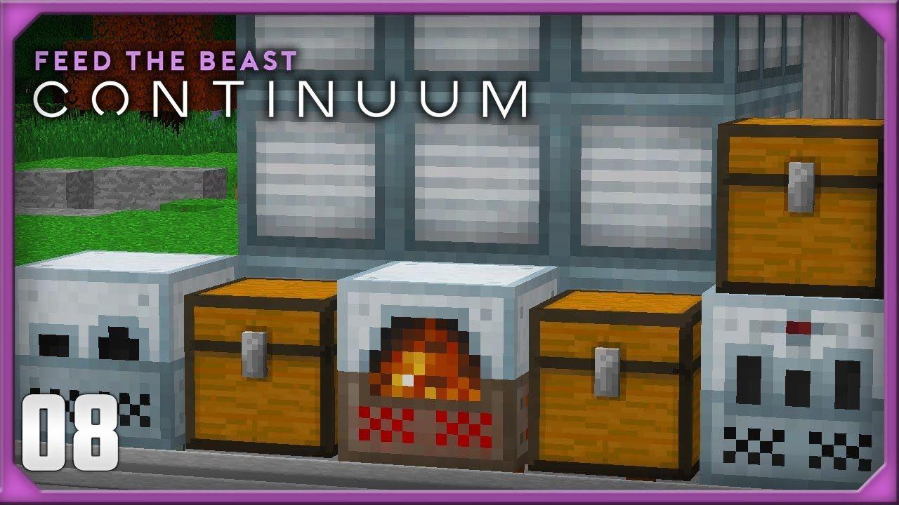 Minecraft Industrial Craft Blast Furnace