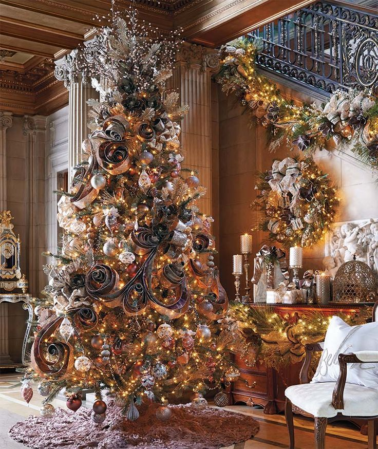 Frontgate Christmas Trees.How To Update Your Christmas Tree Frontgate Blog