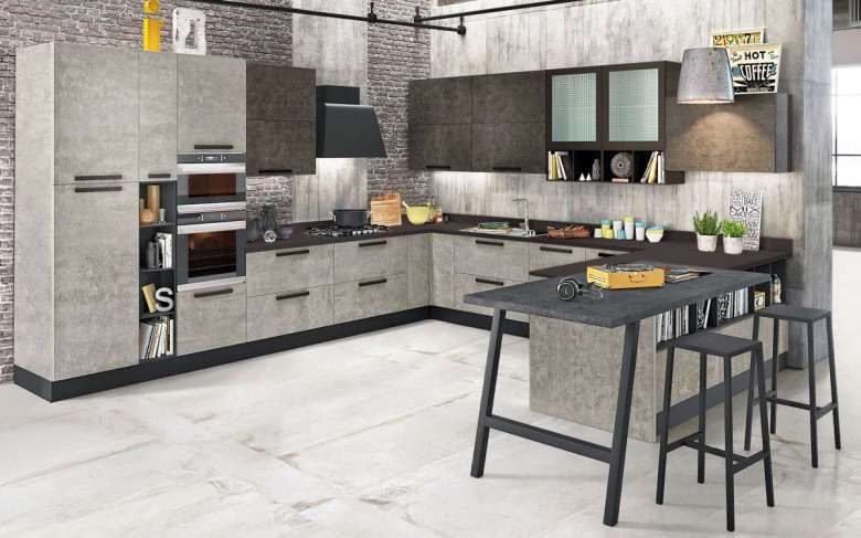 Mondo Convenienza cucine 2018 nel 2019 | Cucine, Cucine ...