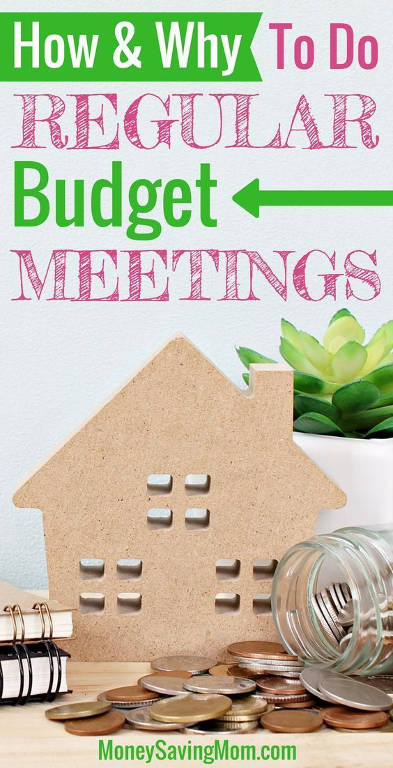 Budget meetings are SO important for financial management, and this post clearly explains how and why to do them on a consistent basis! #budgeting #frugalliving #frugallifestyle